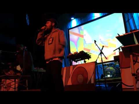 Ratking - Live at The Fonda 3/8/2016 pt.1