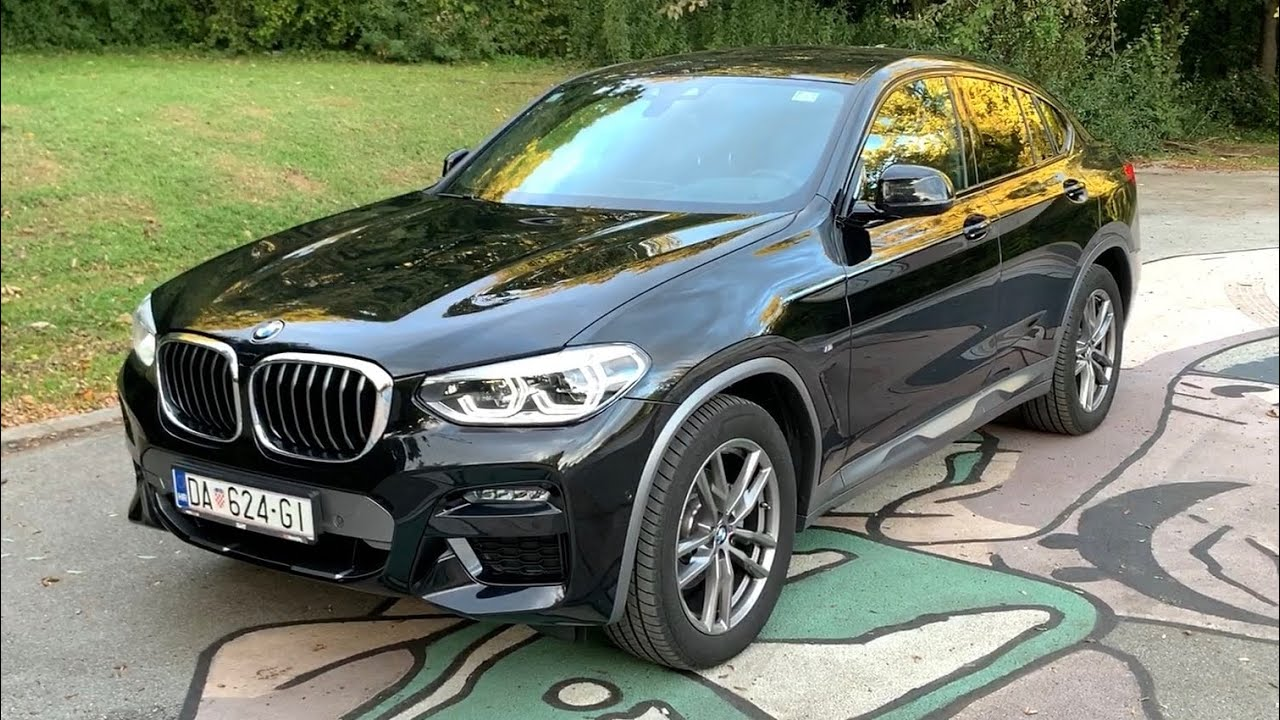 New Bmw X4 2021 First Look Exterior Interior M Sport X Youtube