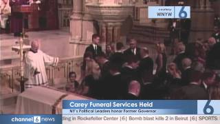New York Remembers former Governor Hugh Carey