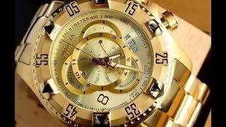 Relógio invicta 6471 diferenças original vs réplica