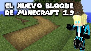 MINECRAFT 1.9    Su nuevo bloque - Tierra prensada   thumbnail