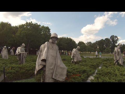 Korean War Veterans Memorial Video Highlights