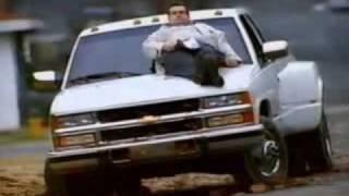 "Chevrolet Trucks ""Like A Rock"" Commercial"
