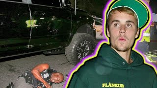 Justin Bieber Hit With LAWSUIT After Striking Pap With Dodge Ram Monster Truck