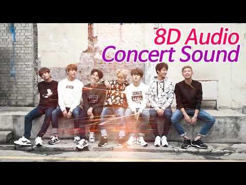 🔈CONCERT SOUND🔈 BTS - Magic Shop 「8D AUDIO」USE HEADPHONES