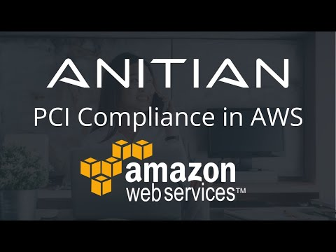 Anitian Webinar - PCI Compliance in AWS