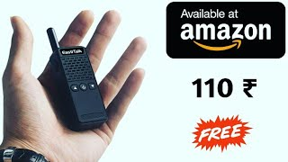 4 SMALLEST AMAZON COOL GADGETS YOU CAN BUY ON AMAZON INDIA 2018