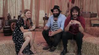 The Graveltones Interview At Ramblin' Man Fair 2016 (uDiscoverMusic.com Interview) thumbnail