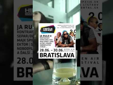 HIP HOP ZIJE 2019 - JA RULE / POZVÁNKA /