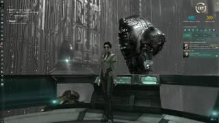 Eve Online, путь Галента