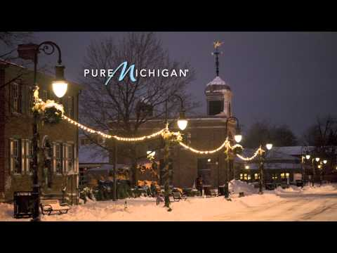 Holiday Nights in Greenfield Village | Pure Michigan