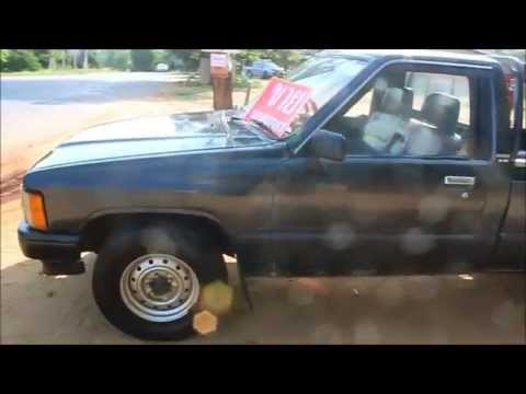 รถเข้าไร่เข้าสวย, ราคาต่ำกว่าแสน,TOYOTA, HILUX HERO 2.4 ตอนเดียว, รถกระบะ, มือสอง เชียงใหม่, 1986