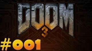 #001 | Doom 3: BFG Edition | Let