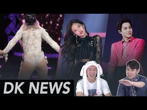JENNIE KAI Dating / HYOLYN Dally Outfit / SULLI Instagram [D-K NEWS]