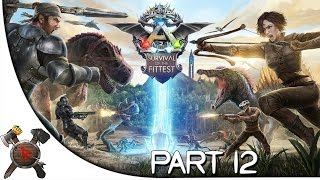 "Ark: Survival of the Fittest - Part 12: ""Teaming Up!"" (New Gametype)"