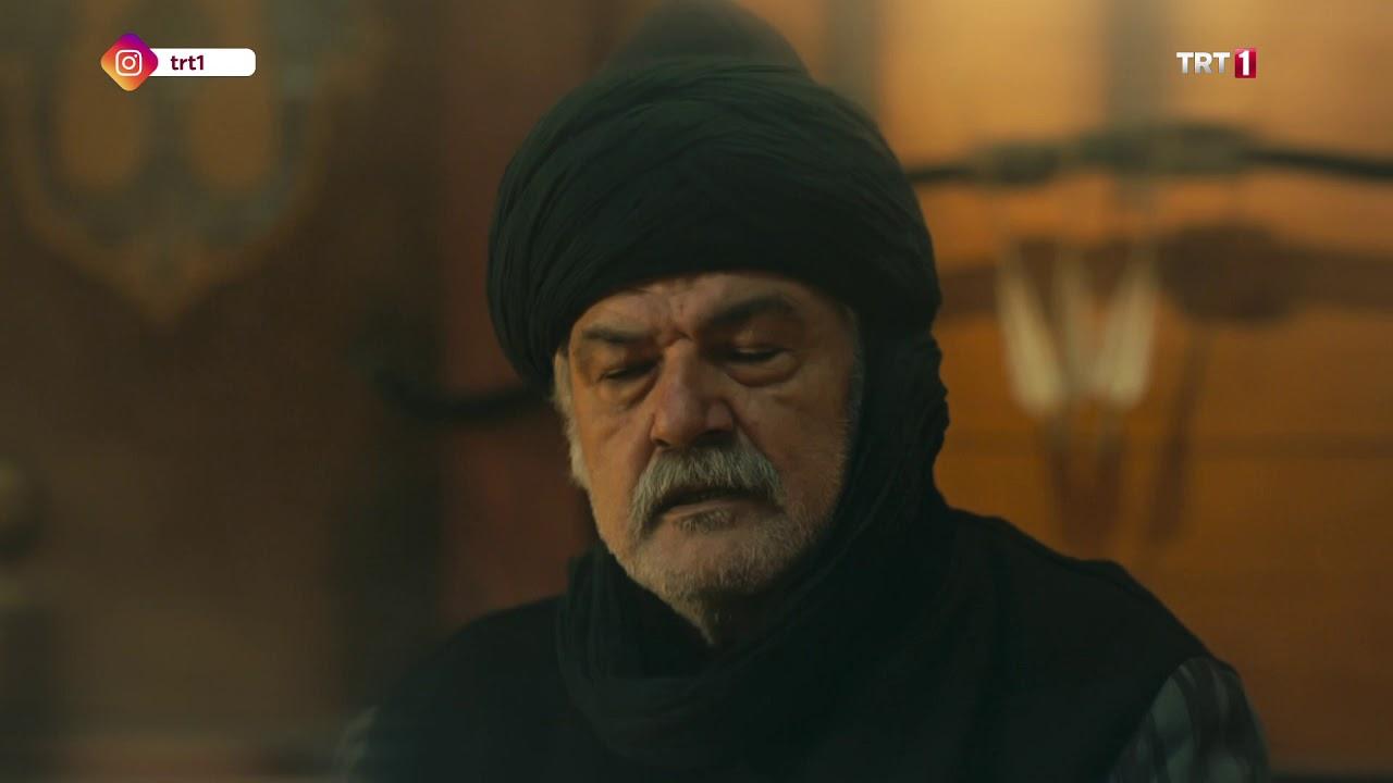 Diriliş Ertuğrul 140. Bölüm Osman'ın Süleyman Şah Rüyası.