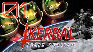 GIVING IT ANOTHER GO | Career Mode | Kerbal Space Program #1