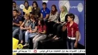 الموهبة العراقية براق يا حريمة HD تستحق الاحترام