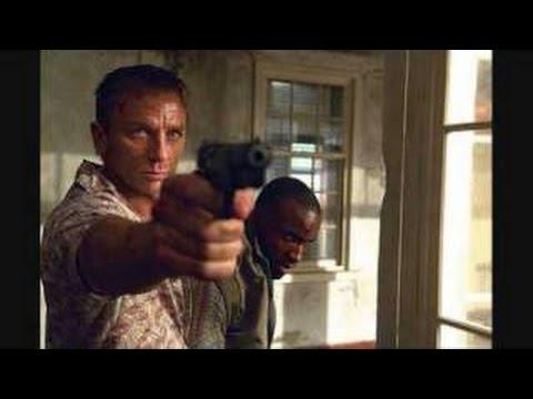 Casino Royale theme musıc.James Bond 007 Daniel Craig.