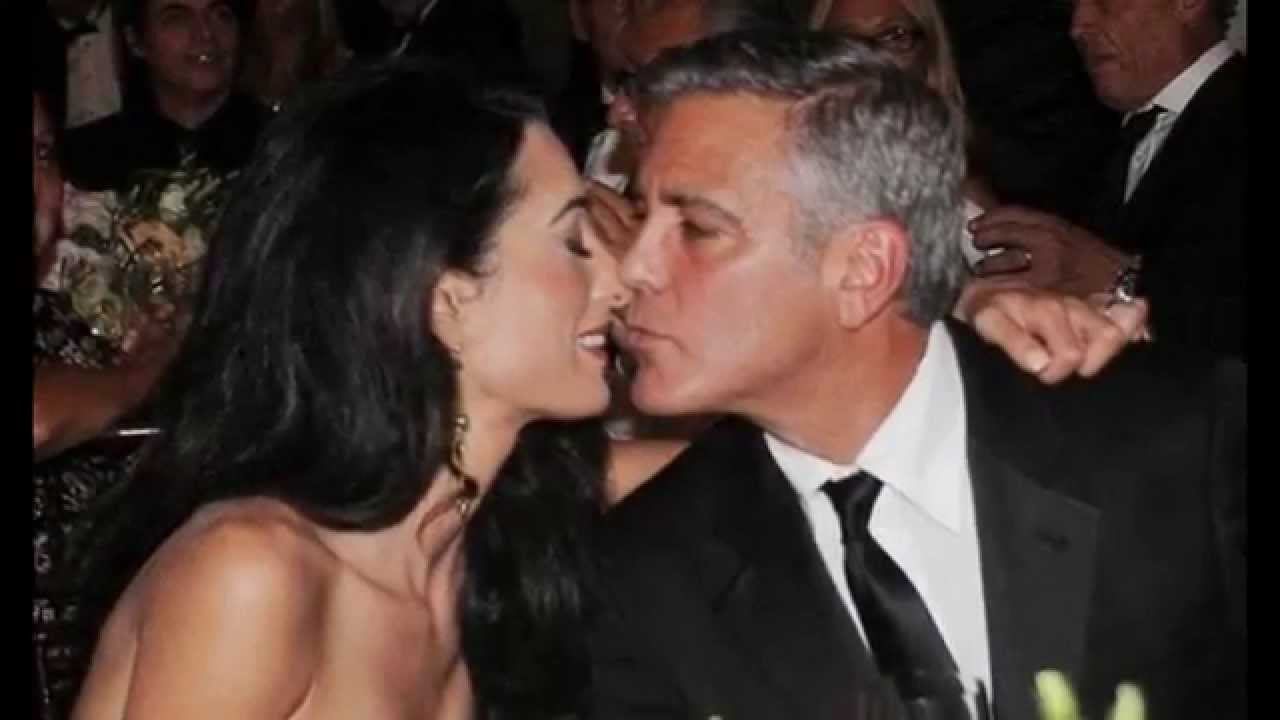 Video Amal Alamuddin and George Clooney - YouTube