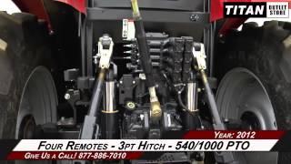 Tier 4 Tractor Engines