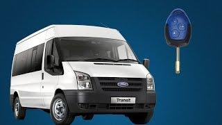 Изготовление нового ключа на Ford Transit(, 2016-09-21T12:17:31.000Z)