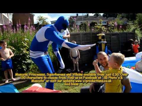 Sunshine Gardens Flashback videos- Noah's 3rd Birthday party