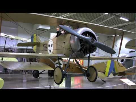 The Swedish Air Force Museum - Flygvapenmuseum - Information Film