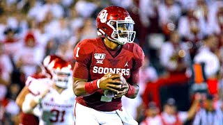Jalen Hurts on Choosing to Transfer from Alabama to Oklahoma | The Rich Eisen Show | 3/30/20
