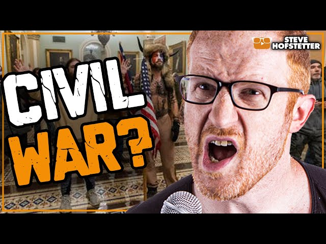 White Supremacists Are Trying to Start a Civil War - Steve Hofstetter