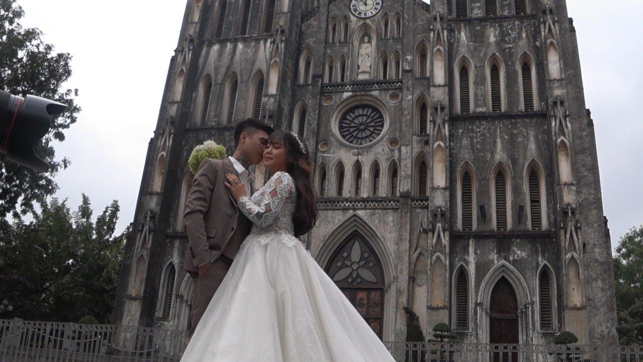 Địa điểm chụp ảnh cưới đẹp số 1/100 ở 🇻🇳 Chụp ảnh tự sướng đẹp ở nhà thờ lớn Hà Nội | VNTV