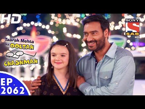 Taarak Mehta Ka Ooltah Chashmah - तारक मेहता - Episode 2062 - 1st November, 2016