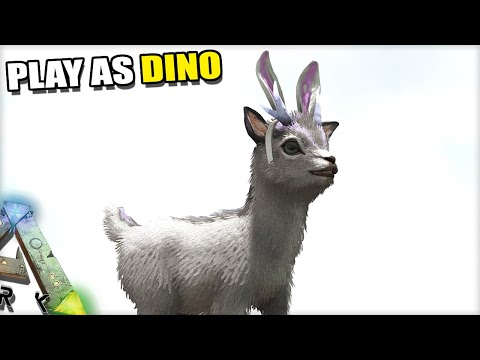 EVERYONE TRIES TO TAME US !! | PLAY AS DINO | ARK SURVIVAL EVOLVED