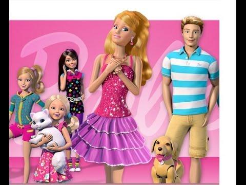 Мультфильм - Барби жизнь в доме мечты - мультфильмы для ...