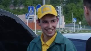 Соревнование автомехаников(2). Мастера Казанский автотранспортный техникум