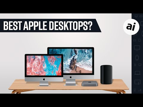 What Is The Best Apple Desktop In 2019?!