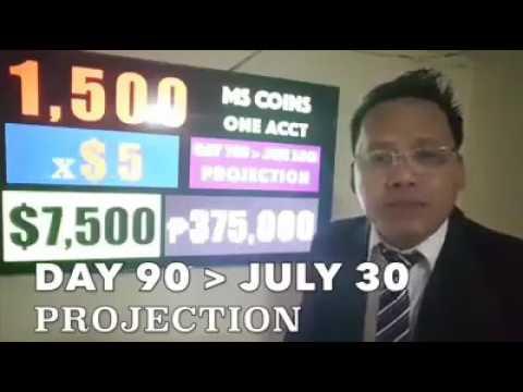 Moon Space Video Presentation Tagalog Version
