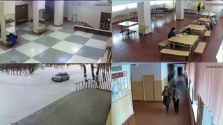Видеонаблюдение в школе 41 г. Омск, ZORKO(, 2016-01-29T17:13:58.000Z)
