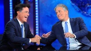 Jon Stewart's Last Daily Show - Top 10 Moments