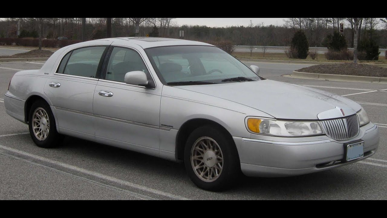 1998 2002 Lincoln Town Car Fuel Pump Replacement Youtube 98 Wiring Diagram No Wont