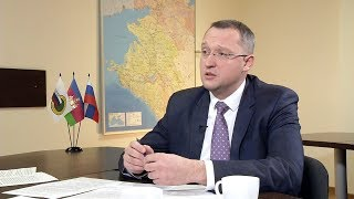 Интервью с заместителем министра ТЭК и ЖКХ Краснодарского края Андреем Ляшко