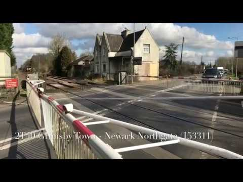 (1080p) The Aftermath Of The Incident: Langworth Level Crossing (07/03/17)