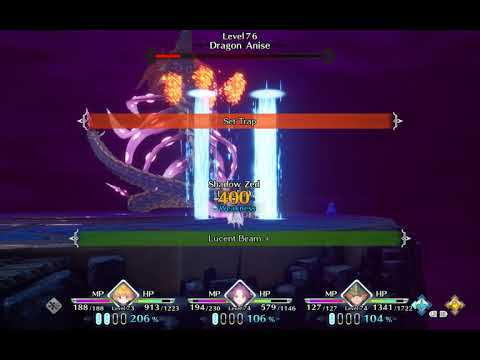 Trials of Mana - Final Boss Anise (PC)  