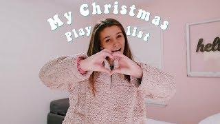 My 2018 Christmas playlist   Emma Marie