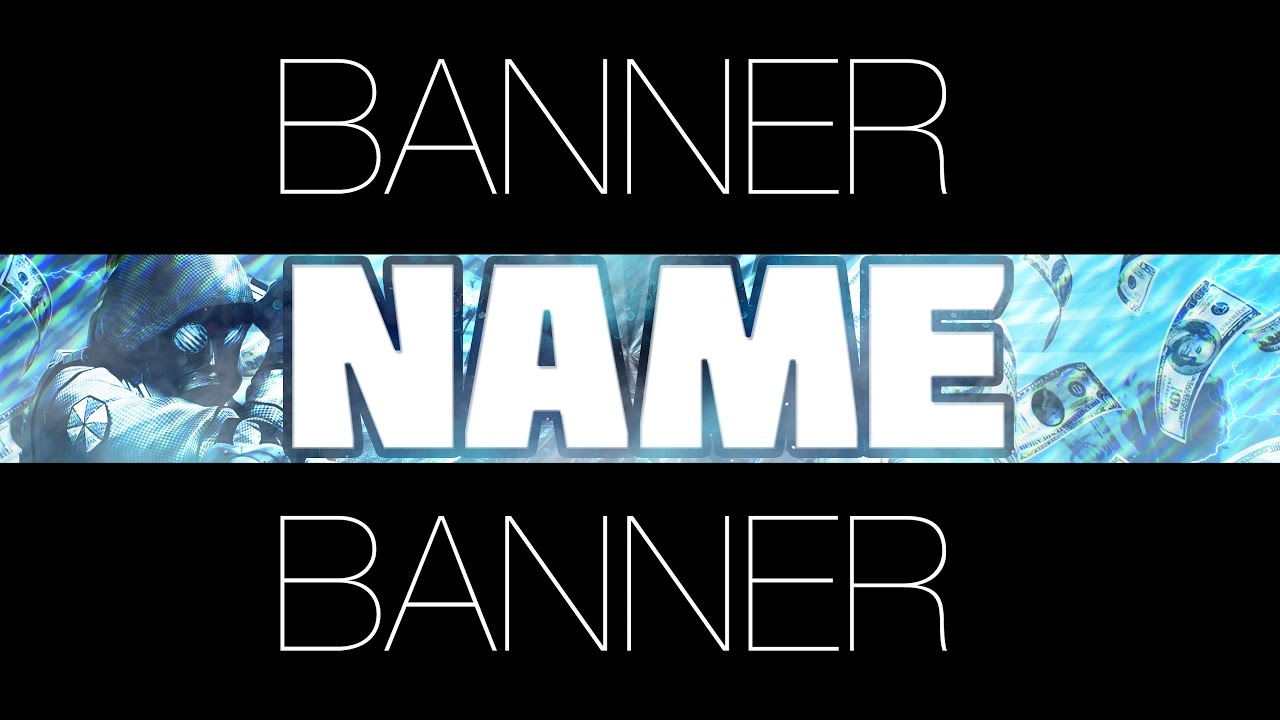 PLANTILLA PARA BANNER : MEGA BLUE BANNER!!!