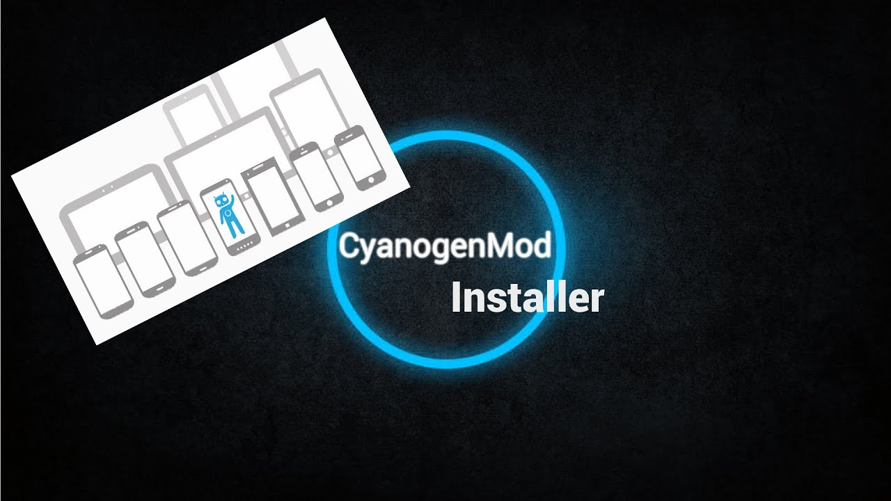 CyanogenMod Installer with a Nexus 7 (2012)