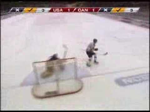 2007 Wjc Shoot-out USA Vs Canada - 14 Shooters