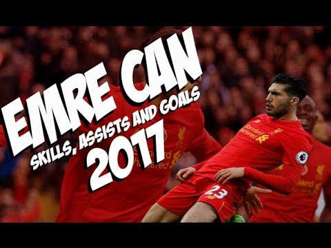 Emre Can - Skills and Goals - liverpool - 2016/2017
