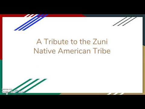 Zuni Tribal Documentary by Moriah Contreras