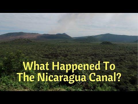 Nicaragua Canal 2018